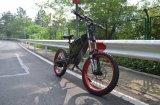Велосипед горы 8000W батареи лития электрический