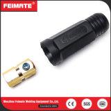 50-70 mm2 de Contactdoos van de Kabel van het Lassen van de Sectie van de Draad 400A van de Fabrikanten van China