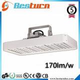 alto indicatore luminoso 170lm/W bianco della baia di 400W LED