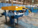 Новым гальванизированная Gi машина плиты разрезая