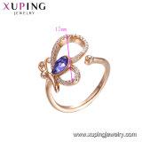 Xuping Swarovski 파키스탄 금 반지 디자인에서 최신 판매 형식 결정