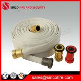 Résistant au feu flexible haute pression en PVC flexible de décharge