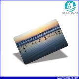 Tarjeta modificada para requisitos particulares de la raya magnética del PVC Hola-Co para las compras del supermercado