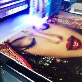 Покрасьте принтер печати Inkjet подноса карточки удостоверения личности PVC