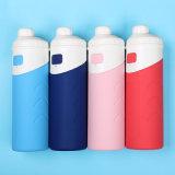 Vier Farben-zusammenklappbares Vakuum Isolierflaschen