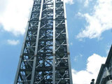 Smart rotatif vertical Huaxing automatisé des systèmes de stationnement