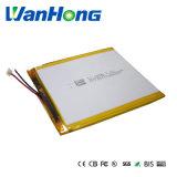 batterie Li-ion de 368083pl 3200mAh 3.7V pour la tablette PC/E-book