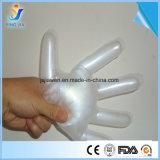 Wegwerf-HDPE Handschuh