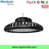 140lm/W Ausgabe IP65 200W hohes Bucht-Licht UFO-LED
