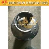 Cylindre de gaz réutilisable du prix bas 15kg LPG d'usine de la Chine
