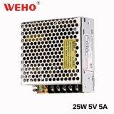 Ein-Output25w 5V Swith Modus-Stromversorgung (S-25-5)
