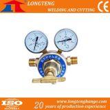 Regolatore ad alta pressione del gas dell'acetilene e dell'ossigeno