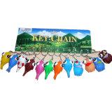 Emoji 귀여운 선전용 선물 Keychain 장난감