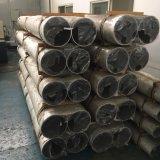 6063-T5 de aluminio de extrusión de tubo redondo