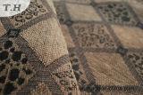 2016 100% tissus de jacquard de Chenille de polyester fabriqués en Chine