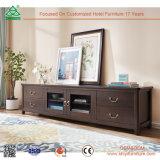 Der 3 Fach Fernsehapparat-Schrank im Wohnzimmer