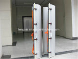 射撃統制器材のアルミ合金の巻き上げのドア