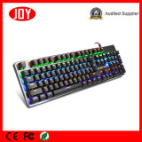Blue SWITCH Metal panel Gaming Wired USB key board