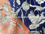 Stampa tinta filato viscoso 100% del rayon Fabric-Lz7973