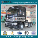 高品質HOWO T7h 6X4エンジンのトラクターのトラック