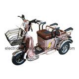 大人の電気3つの車輪の移動性のスクーター中国48Vはハンディキャップを付けた