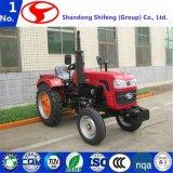 Trattore agricolo di alta efficienza, trattore agricolo a quattro ruote fatto in Cina