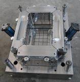 機械で造らせる射出成形および型をプラスチック木枠