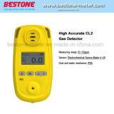 Détecteur de gaz de chlore Portable, Cl2 Testeur, moniteur de chlore pour les égouts de haute précision Mètre Portable Cl2, Cl2 détecteur de gaz, Cl2 dans les vêtements de l'analyseur Sacl2