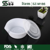 Nuovo contenitore di alimento riutilizzabile di disegno pp Plastict