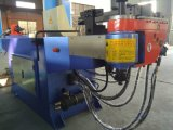 Dw38nc choisissent le vidéo hydraulique électrique principal de machine à cintrer de pipe de fer