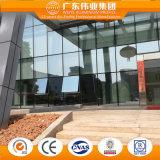 Système en verre en aluminium de mur rideau pour le bureau et le centre commercial