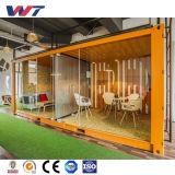 싸고 강한 건축 강철 Prefabricated 콘테이너 집