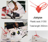 Selos plásticos da segurança (JY350), selo de recipiente, selo do caminhão