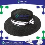 Sombrero de Panamá de papel de la paja (AZ034B)