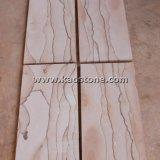 /Wall 클래딩을 마루청을 깔기를 위한 자연적인 예술 또는 나무 정맥 사암