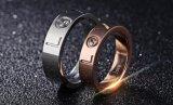 De Ring van de Liefde van de Diamant van de manier voor Paren