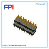 Los pasadores de 2~40Paso de 1,27 mm Cabezal de pines tipo DIP
