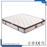 新しいデザインロゴは薄い耐久のばねの乳液の慰めのベッドのマットレスを設計した