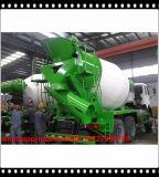 Carro pesado modificado para requisitos particulares del carro del mezclador concreto de la alta calidad 8*4 de Sinotruk