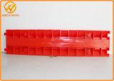 صفّيت أحمر و2 قناة بلاستيكيّة كبل جسر رفع [100024545مّ]