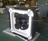 unità tipo a cassetta della bobina del ventilatore di soffitto dell'acqua del tubo 4-Way 2 per il termostato della stanza