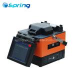 Dvp-750 de fibra óptica de la máquina de empalmes para cables de fibra óptica