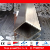 AISI 304 Acero Plaza Acero / rectangular Pipe