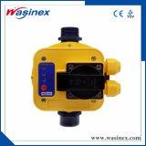 Автоматическая регулировка переключателя давления с европейскими разъем, с манометром для водяной насос