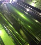 Los materiales del techo de policarbonato de Gold-Green Daylighting Hoja maciza