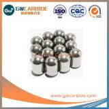 固体炭化タングステンドリルボタン
