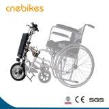 Hete het in-wielMotor Elektrische Handcycle van de Verkoop 36V 350W voor Rolstoel