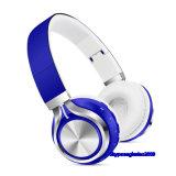 Fone de ouvido ajustável com fios leves esportivas Auscultadores Bluetooth estéreo com controlo de volume para Tablet