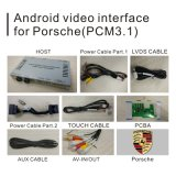 Система навигации GPS Android для Porsche Panamera PCM 3.1 Video Interface