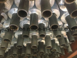 Kohlenstoffstahl-und Aluminium-Flosse-Gefäß in der Luft-Kühlvorrichtung